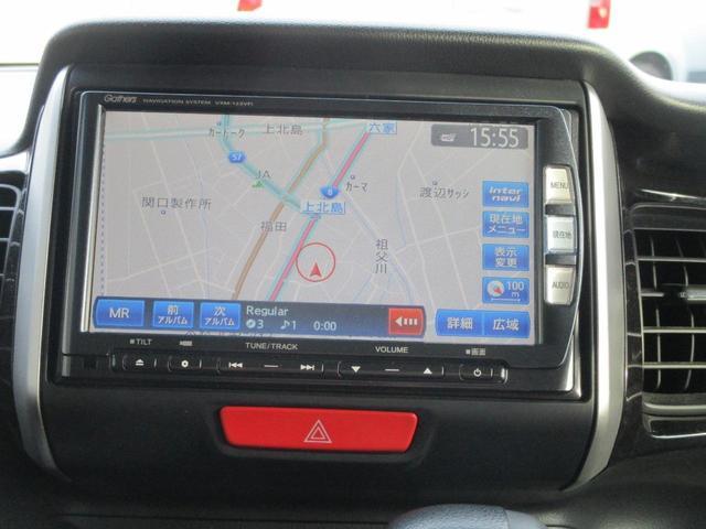 G・ターボパッケージ 禁煙車 走行33730km 両側自動ドア フルセグHDDナビ ブルートゥース USB バックカメラ ETC クルーズコントロール 横滑り防止 パドルシフト HIDオートライト 15インチアルミ(4枚目)