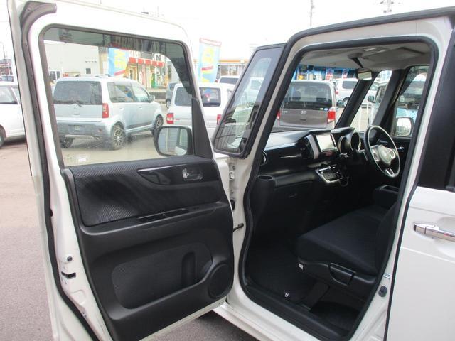 G・ターボパッケージ 禁煙車 走行33730km 両側自動ドア フルセグHDDナビ ブルートゥース USB バックカメラ ETC クルーズコントロール 横滑り防止 パドルシフト HIDオートライト 15インチアルミ(18枚目)