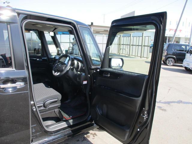 G・ターボAパッケージ 禁煙車 走行31400km あんしんpkg 両側自動ドア SDナビ スマートキー 横滑り防止 パドルシフト 15インチアルミ エアロ HIDライト オートライト(13枚目)