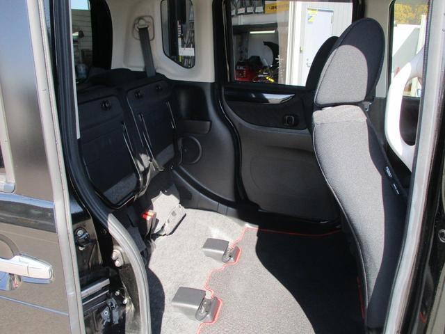 G・ターボAパッケージ 禁煙車 走行31400km あんしんpkg 両側自動ドア SDナビ スマートキー 横滑り防止 パドルシフト 15インチアルミ エアロ HIDライト オートライト(16枚目)