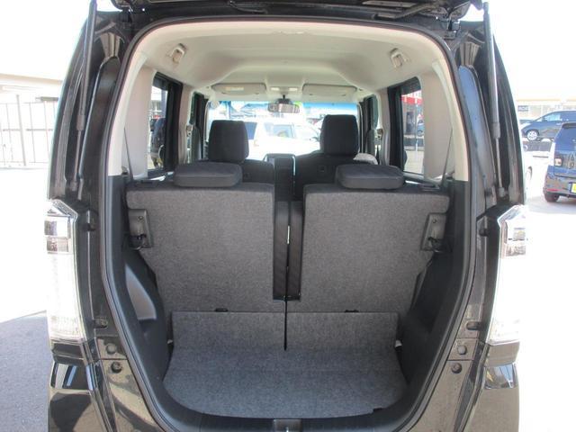 G・ターボAパッケージ 禁煙車 走行31400km あんしんpkg 両側自動ドア SDナビ スマートキー 横滑り防止 パドルシフト 15インチアルミ エアロ HIDライト オートライト(22枚目)