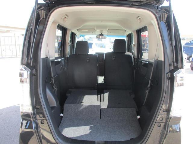 G・ターボAパッケージ 禁煙車 走行31400km あんしんpkg 両側自動ドア SDナビ スマートキー 横滑り防止 パドルシフト 15インチアルミ エアロ HIDライト オートライト(23枚目)