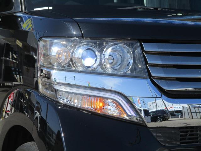 G・ターボAパッケージ 禁煙車 走行31400km あんしんpkg 両側自動ドア SDナビ スマートキー 横滑り防止 パドルシフト 15インチアルミ エアロ HIDライト オートライト(39枚目)