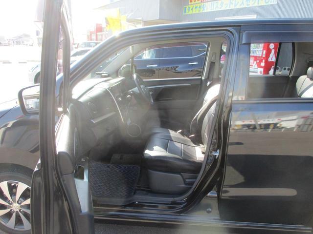 T ターボ 禁煙車 走行18600km ドラレコ 革調シートカバー メモリーナビ  スマートキー プッシュスタート パドルシフト ETC オートライト フォグ HID ベンチシート 純正15インチアルミ(16枚目)