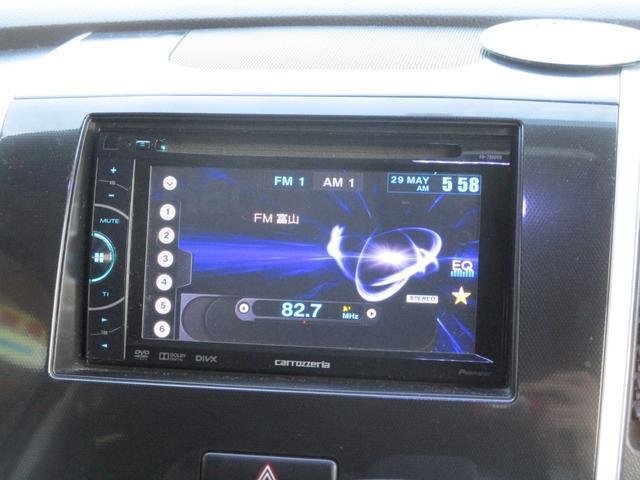 リミテッドII 特別仕様車-当店下取-走行64792km スマートキー&プッシュスタート カロッツェリアモニターオーディオ CD&DVD再生 USB接続 HIDライト 革調シートカバー シートヒーター(3枚目)