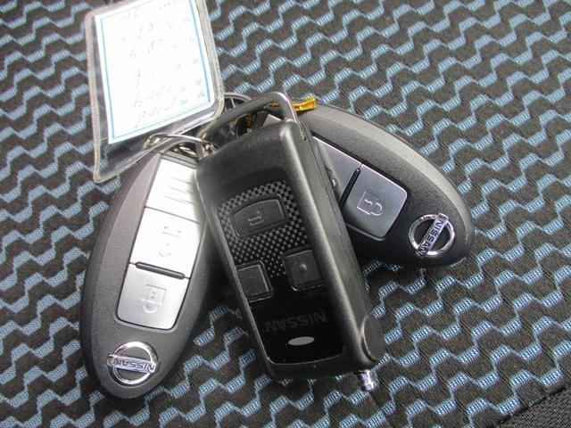 X FOUR 4WD 禁煙 走行45753km エマージェンシーブレーキ レーンキープ 純正SDナビ フルセグTV Bluetoothオーディオ 日産純正エンジンスターター バックカメラ 2019年製エコピア(30枚目)