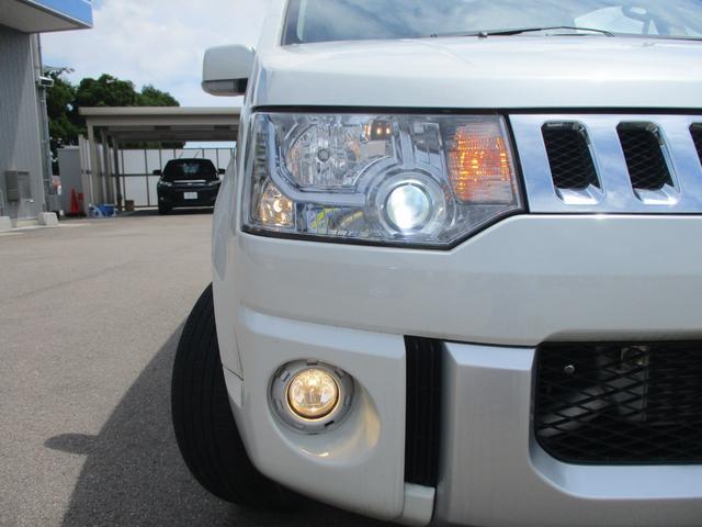 D パワーパッケージ ディーゼルターボ 4WD-東京仕入車-走行28553km 禁煙 走行28553km 7人乗り 後席モニター 両側自動ドア クルーズコントロール シートヒーター 地デジナビ Bカメラ HID 純正アルミ(45枚目)