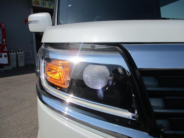 ハイブリッドXSターボ 禁煙 走行29068km 8型地デジナビ 全方位カメラ クルコン 両側自動ドア スマートキー 衝突軽減システム レーンキープ ドラレコ LEDライト ハーフレザー シートヒーター フルエアロ HUD(50枚目)