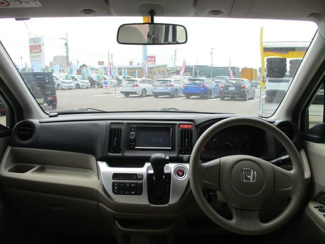 G 4WD 禁煙車 走行25255km ワンセグSDナビ Bluetooth 横滑り防止装置 運転席・助手席シートヒーター スマートキー プッシュスタート ミラーヒーター スタッドレスタイヤのみ(3枚目)