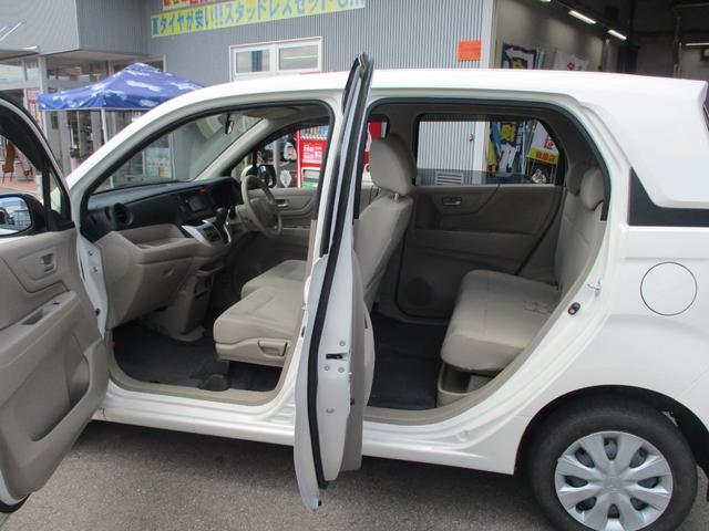 G 4WD 禁煙車 走行25255km ワンセグSDナビ Bluetooth 横滑り防止装置 運転席・助手席シートヒーター スマートキー プッシュスタート ミラーヒーター スタッドレスタイヤのみ(18枚目)