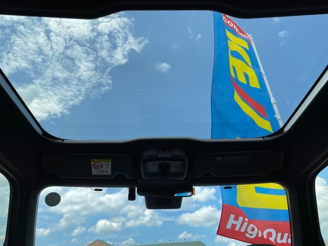 G 4WD 禁煙車 岡山仕入 走行4356km 純正9型ナビ バックカメラ ガラスルーフ 衝突軽減ブレーキ シートヒーター LEDライト ルーフレール ドライブレコーダー 15インチアルミ(3枚目)
