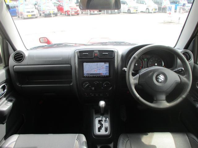 クロスアドベンチャーXC 4WD 禁煙車 JB23 8型 特別仕様車 走行38632km SDナビ ワンセグ ETC メッキグリル アンダーガーニッシュ 専用シート シートヒーター ミラーウインカー 純正16インチアルミ(2枚目)