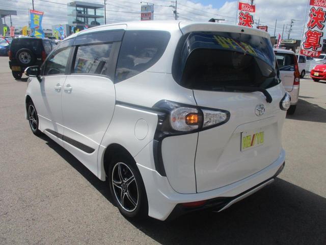 G 禁煙車 走行34017km モデリスタエアロ トヨタセーフティセンス 両側自動ドア 地デジナビ バックカメラ 後席モニター ドライブレコーダー シートヒーター LEDヘッドランプ 15インチアルミ(8枚目)