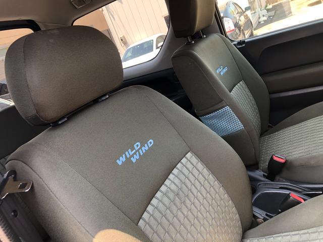 XC 4WD AT車 フル装備 キーレスエントリー 社外アルミホイール 新品タイヤ 運転席エアバッグ 助手席エアバッグ ABS ETC シートヒーター 電動格納ミラー JB23型 2インチリフトアップ(28枚目)