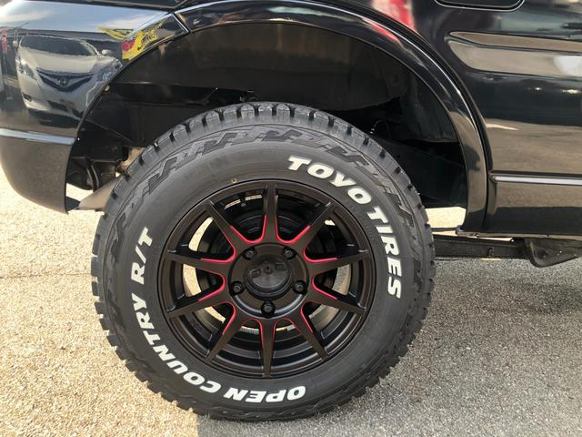 XC 4WD AT車 フル装備 キーレスエントリー 社外アルミホイール 新品タイヤ 運転席エアバッグ 助手席エアバッグ ABS ETC シートヒーター 電動格納ミラー JB23型 2インチリフトアップ(38枚目)