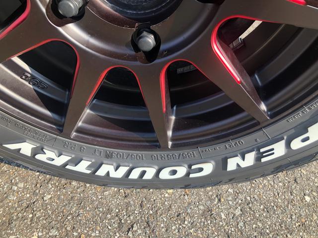 XC 4WD AT車 フル装備 キーレスエントリー 社外アルミホイール 新品タイヤ 運転席エアバッグ 助手席エアバッグ ABS ETC シートヒーター 電動格納ミラー JB23型 2インチリフトアップ(42枚目)