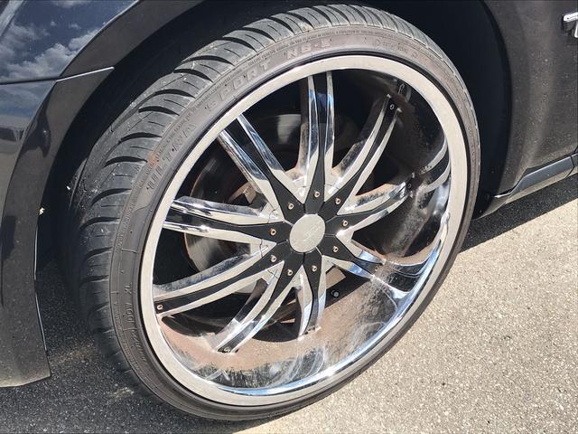 クライスラー クライスラー 300Cツーリング 3.5 純正ナビ 社外22インチAW ETC 3ヶ月保証