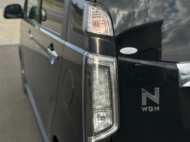 ホンダ N-WGNカスタム G・ターボパッケージ 社外ナビ 15インチAW 3ヶ月保証