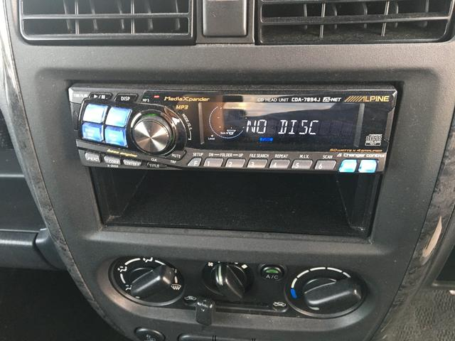 ランドベンチャー 4WD ターボ CDデッキ キーレス アルミ シートヒーター(10枚目)