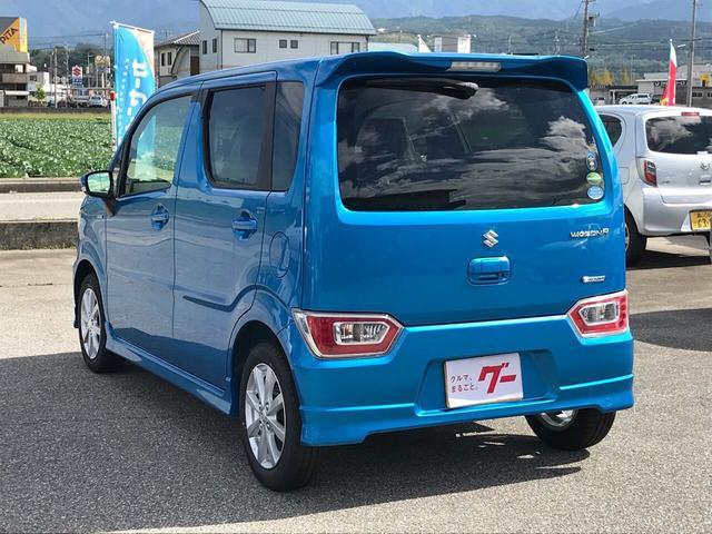 スズキ ワゴンR ハイブリッドFZ セーフティパッケージ装着車 Pスタート