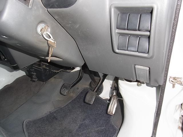 KU 4WD エアコン パワステ 新品タイヤ(12枚目)