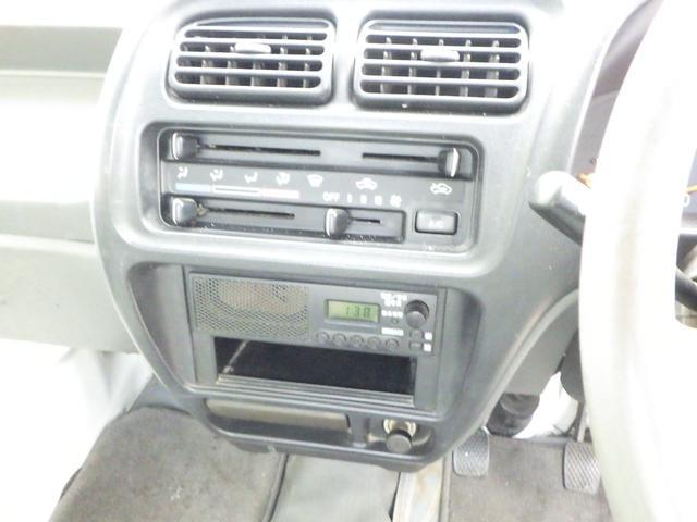 KU 4WD エアコン パワステ 新品タイヤ(14枚目)