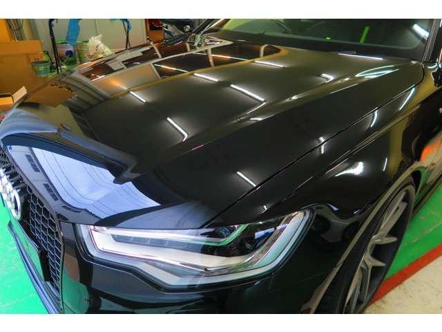 2.8FSIクワトロ Sラインパッケージ 4WD KW車高調(3枚目)