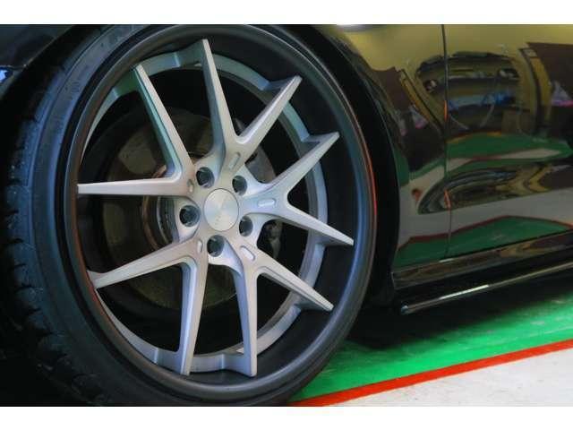 2.8FSIクワトロ Sラインパッケージ 4WD KW車高調(4枚目)