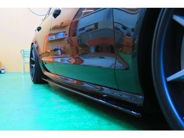 2.8FSIクワトロ Sラインパッケージ 4WD KW車高調(6枚目)
