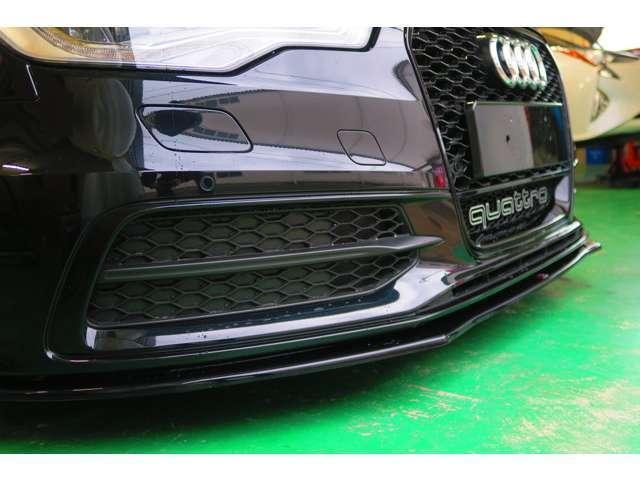 2.8FSIクワトロ Sラインパッケージ 4WD KW車高調(8枚目)