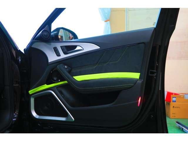 2.8FSIクワトロ Sラインパッケージ 4WD KW車高調(12枚目)