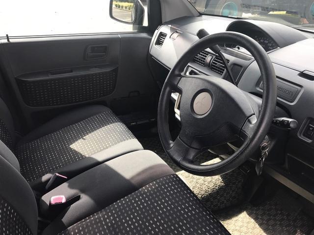三菱 eKワゴン G 4WD タイミングベルト交換済み シートヒーター付