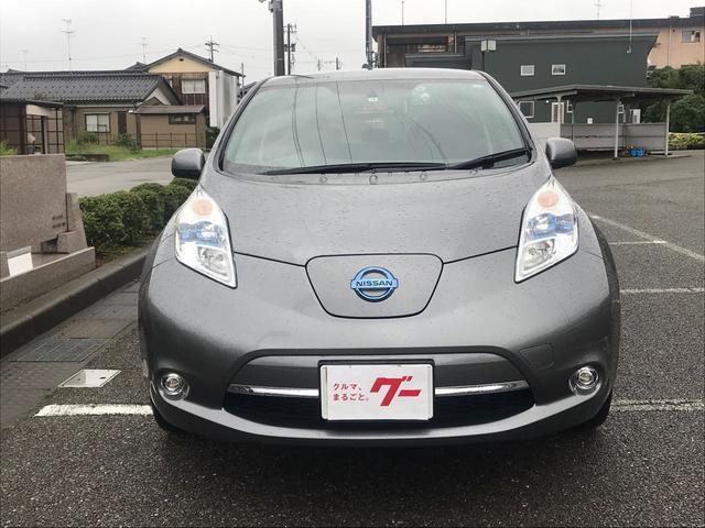 「日産」「リーフ」「コンパクトカー」「石川県」の中古車2