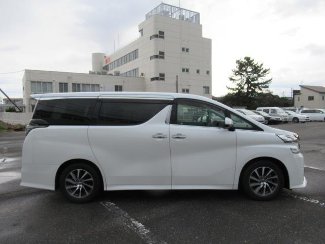 「トヨタ」「ヴェルファイア」「ミニバン・ワンボックス」「石川県」の中古車4