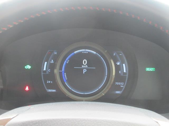 IS300h FスポーツXライン 革シート フルセグ メモリーナビ DVD再生 ミュージックプレイヤー接続可 バックカメラ 衝突被害軽減システム ETC LEDヘッドランプ 記録簿(10枚目)