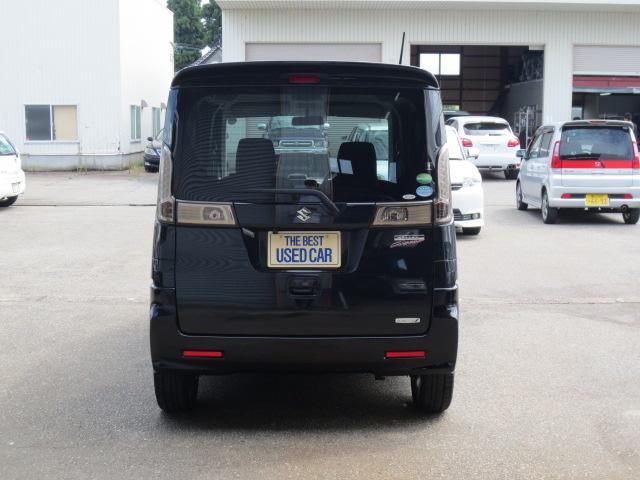 TS 4WD レーダーブレーキ装着者 HID フォグ スマートキー シートヒーター 両側パワースライド エクリプスメモリーナビ(9枚目)