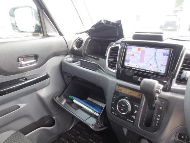 TS 4WD レーダーブレーキ装着者 HID フォグ スマートキー シートヒーター 両側パワースライド エクリプスメモリーナビ(20枚目)