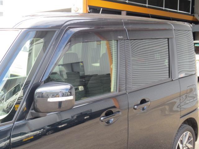 TS 4WD レーダーブレーキ装着者 HID フォグ スマートキー シートヒーター 両側パワースライド エクリプスメモリーナビ(27枚目)