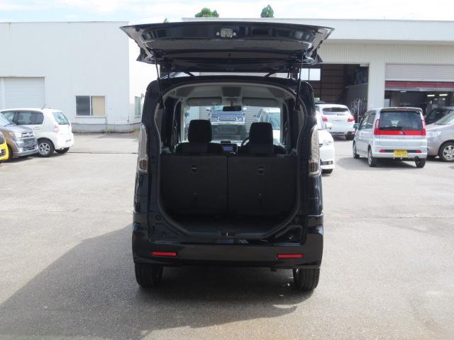 TS 4WD レーダーブレーキ装着者 HID フォグ スマートキー シートヒーター 両側パワースライド エクリプスメモリーナビ(29枚目)