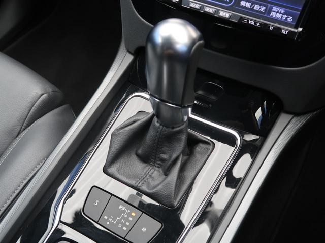 グリフ HDDナビ フルセグ ヘッドアップディスプレイ ブラックレザーシート シートヒーター クルーズコントロール 禁煙(8枚目)