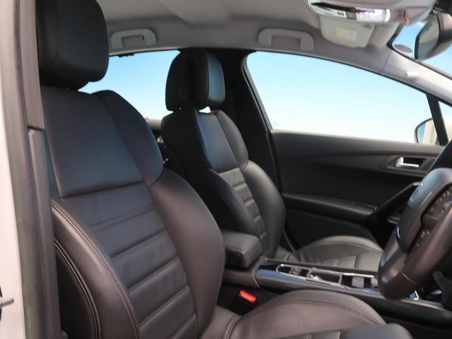グリフ HDDナビ フルセグ ヘッドアップディスプレイ ブラックレザーシート シートヒーター クルーズコントロール 禁煙(9枚目)