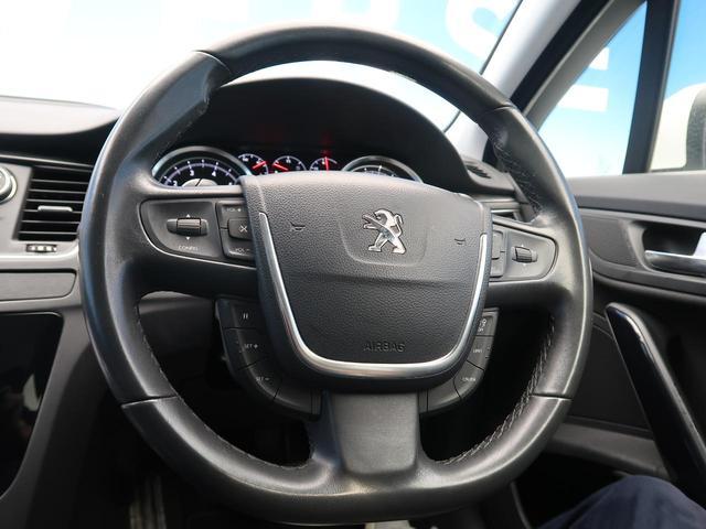 グリフ HDDナビ フルセグ ヘッドアップディスプレイ ブラックレザーシート シートヒーター クルーズコントロール 禁煙(11枚目)