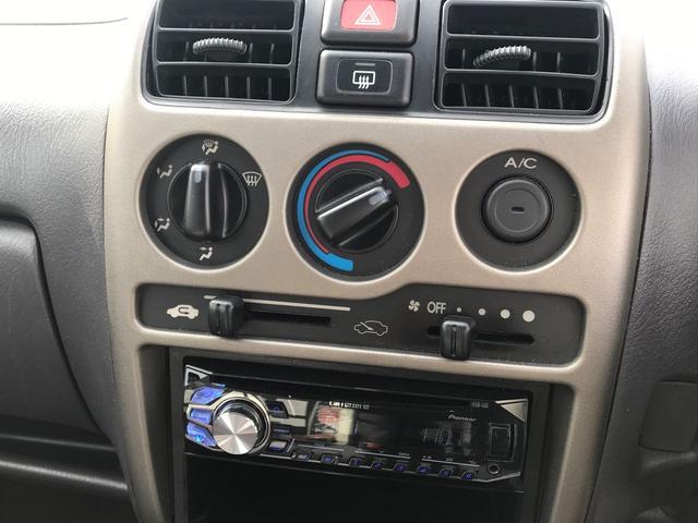G キーレス CD スタッドレス付 Wエアバッグ 軽自動車(18枚目)