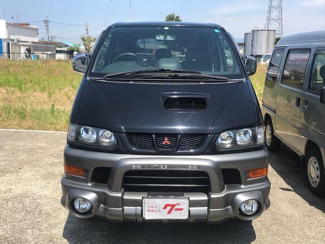 シャモニー 4ナンバー登録 4WD ディーゼルターボ(2枚目)