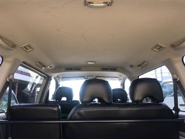シャモニー 4ナンバー登録 4WD ディーゼルターボ(14枚目)