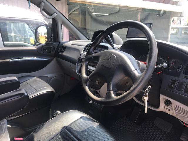 シャモニー 4ナンバー登録 4WD ディーゼルターボ(18枚目)