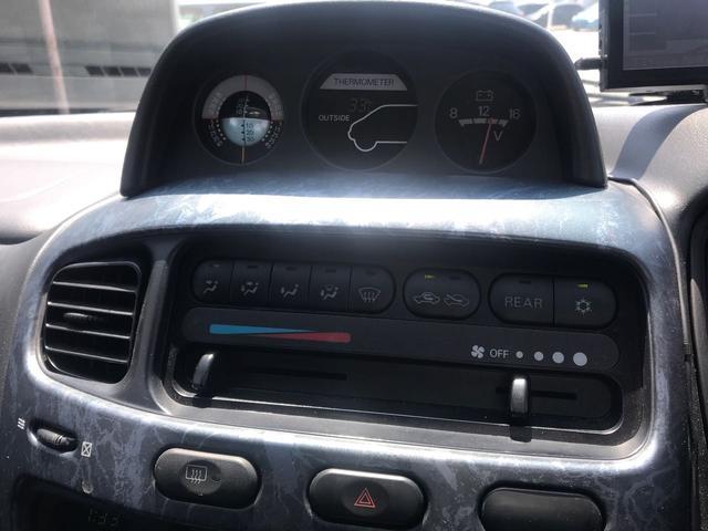 シャモニー 4ナンバー登録 4WD ディーゼルターボ(20枚目)