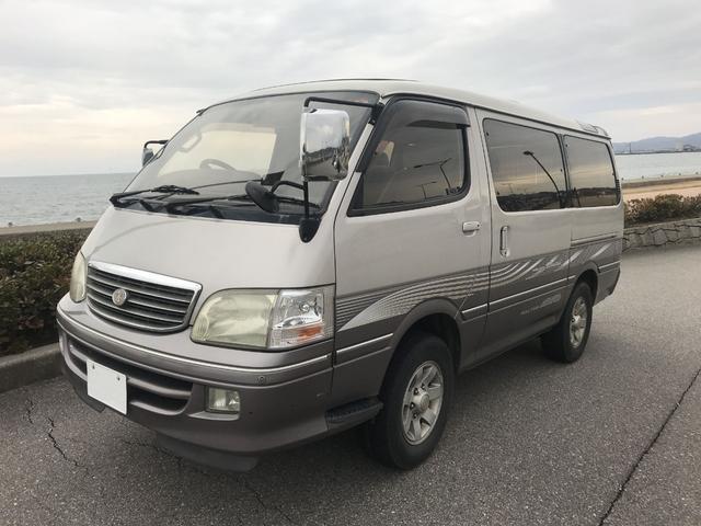 「トヨタ」「ハイエース」「ミニバン・ワンボックス」「富山県」の中古車7