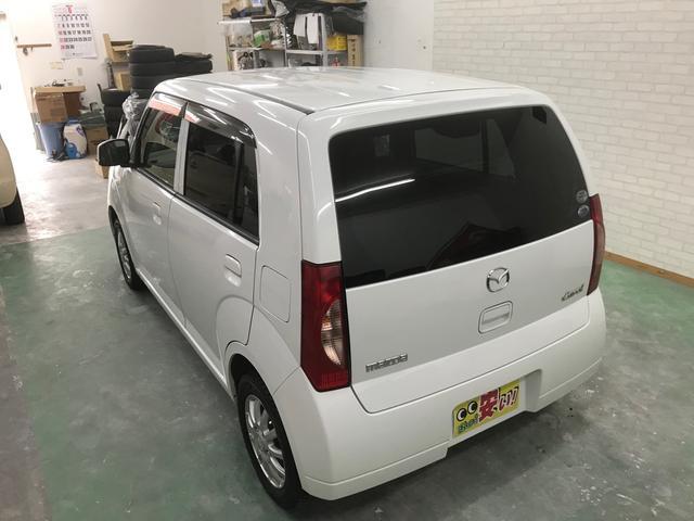 「マツダ」「キャロル」「軽自動車」「石川県」の中古車7