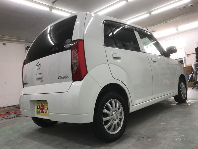 「マツダ」「キャロル」「軽自動車」「石川県」の中古車9